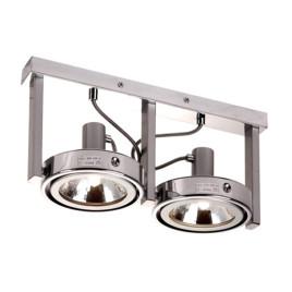 Moderno industrieller 2-Lampen Spot