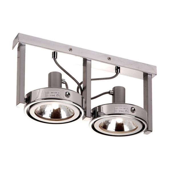 2-lampen industriespot