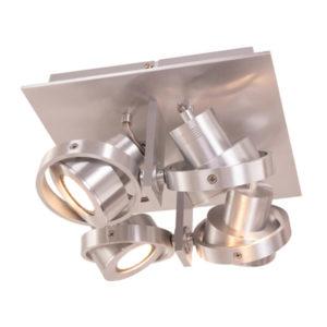4-lampen industriespot