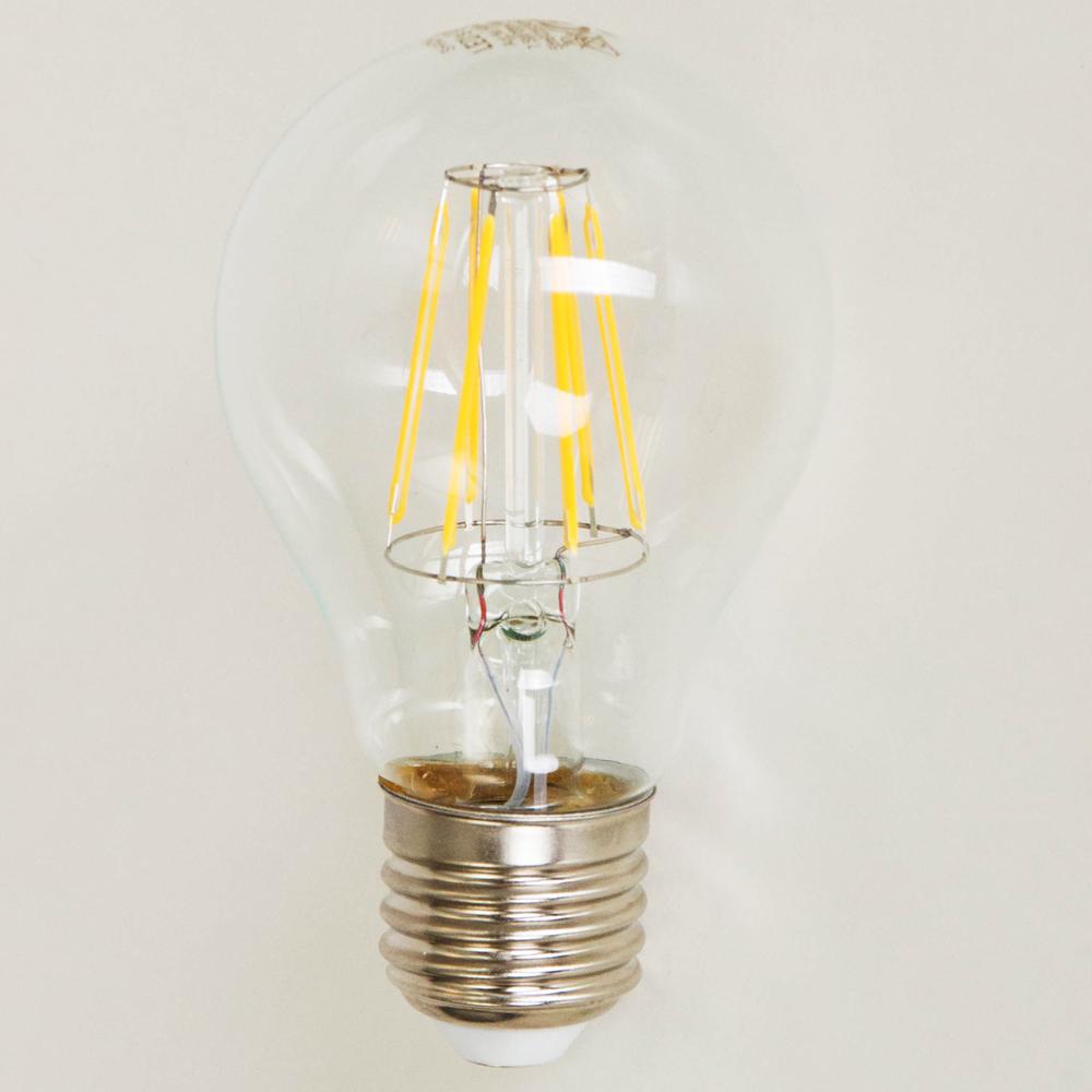 led 7 5 watt gl hbirne e27 warmes licht. Black Bedroom Furniture Sets. Home Design Ideas