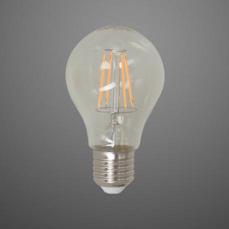 LED-Glühbirne 6,5 Watt (E27) warmes Licht (dimmbar)
