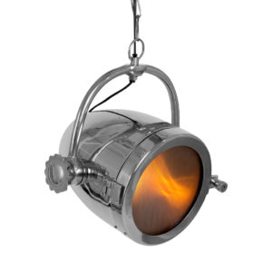 fabriklampe stahl