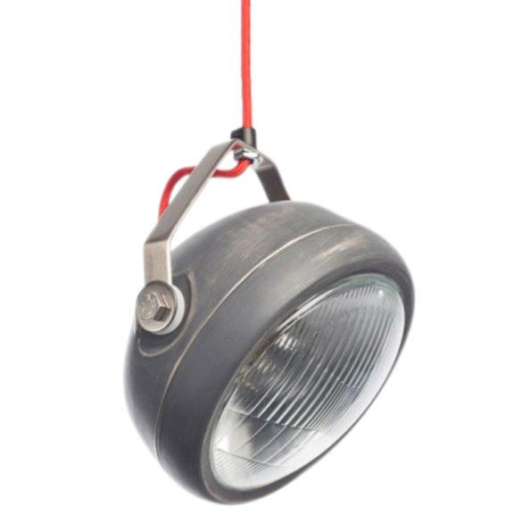 Industrie-Hängelampe Starlight Grau