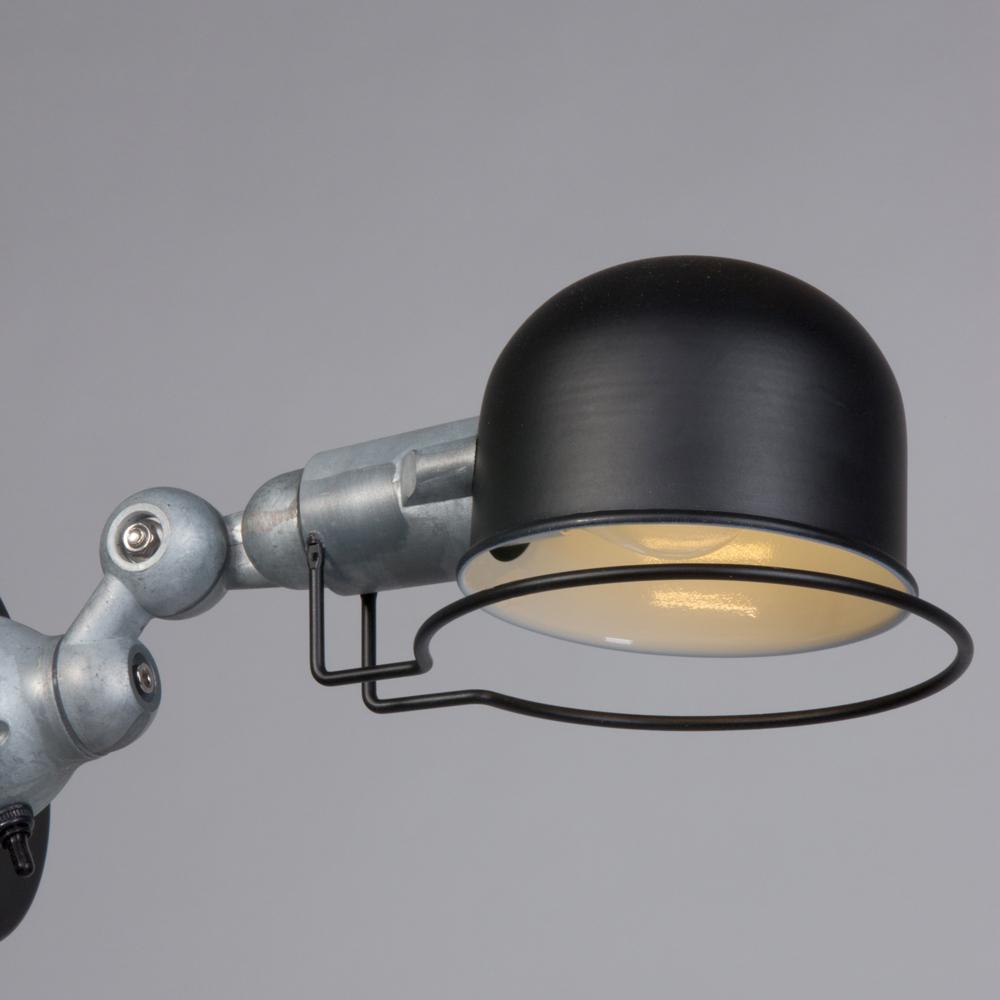 Wandleuchte schwarz jip for Stoere industriele wandlampen