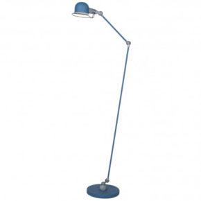 stehlampe blau