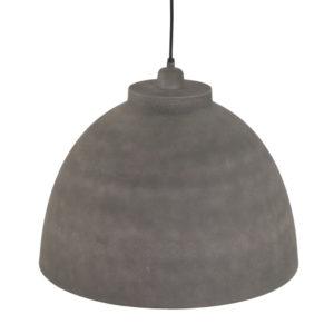 fabriklampe grau