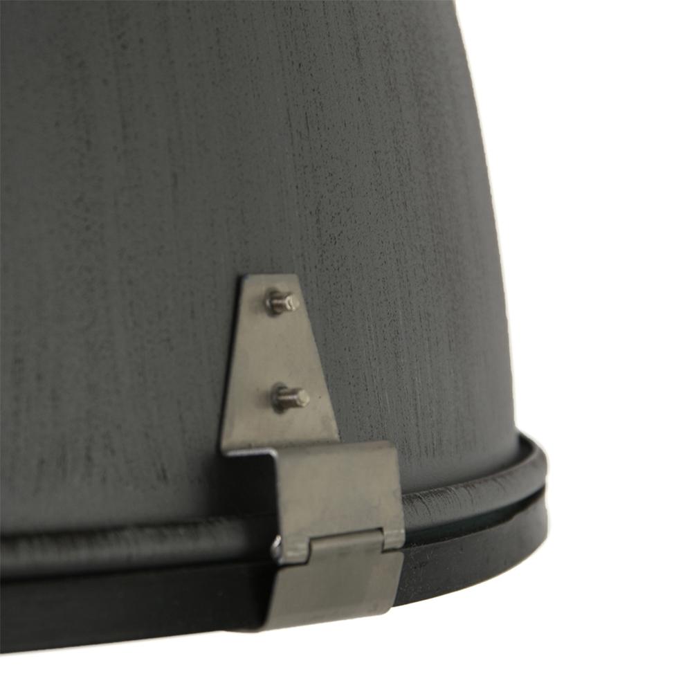 industrie h ngelampe stella 41 cm grau fabriklampe online. Black Bedroom Furniture Sets. Home Design Ideas