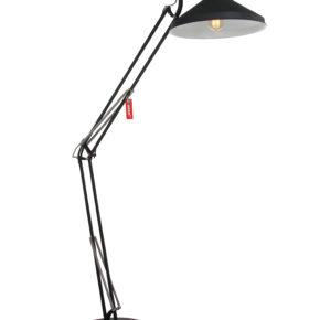 stehlampe schwarz