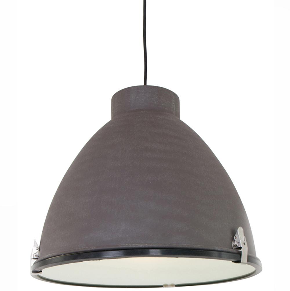 industrie h ngelampe stella 41 cm braun fabriklampe online. Black Bedroom Furniture Sets. Home Design Ideas