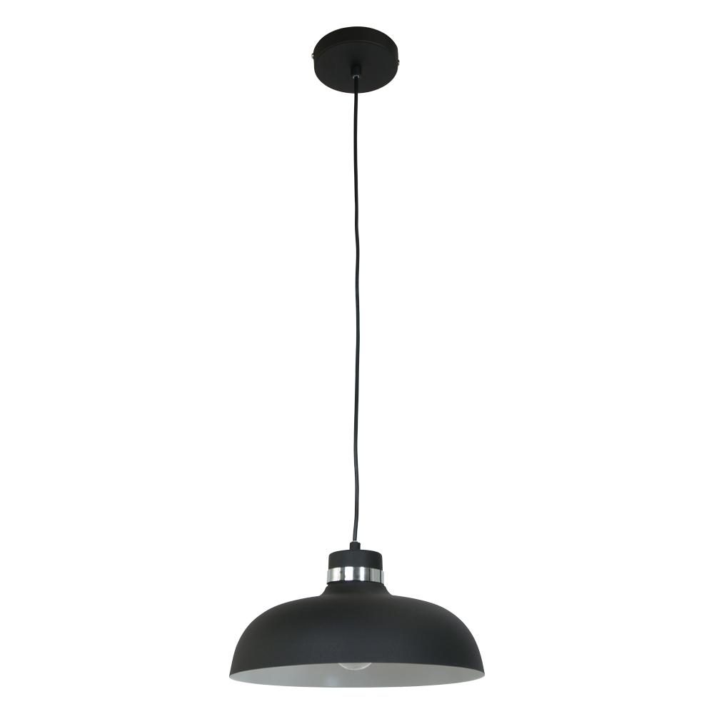 industrie retro lampe logan schwarz fabriklampe online. Black Bedroom Furniture Sets. Home Design Ideas