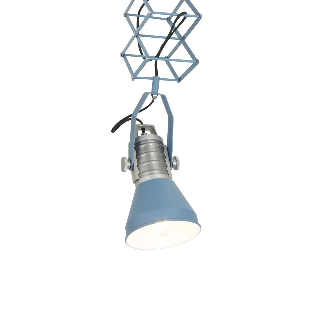 scherenlampe anne blau