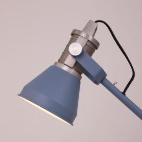tischlampe blau