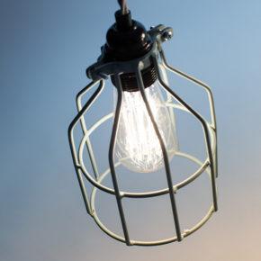 lampe grun