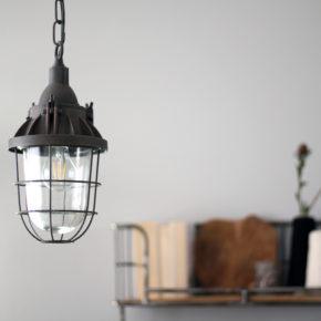 Industrielampe online - trendy und schöne Industrielampe