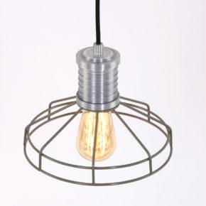 Aussergewohnliche Lampe Anne Wire O Grun Fabriklampe Online