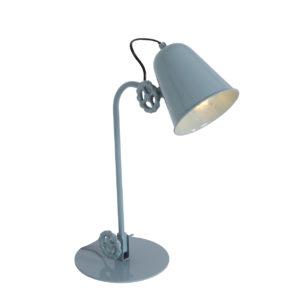 Tafellamp grun dolphin