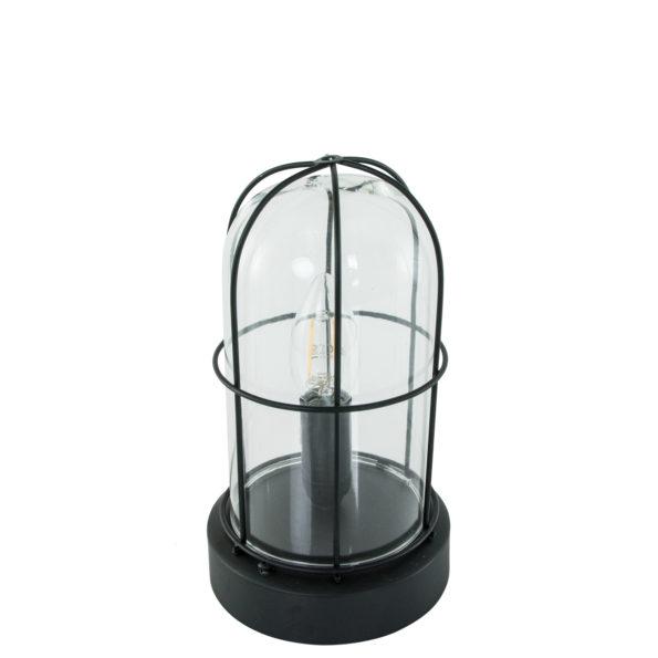 Tafellamp-zwart