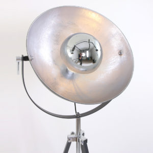 Lampenschirm dreibenige stehleuchte 1437GR