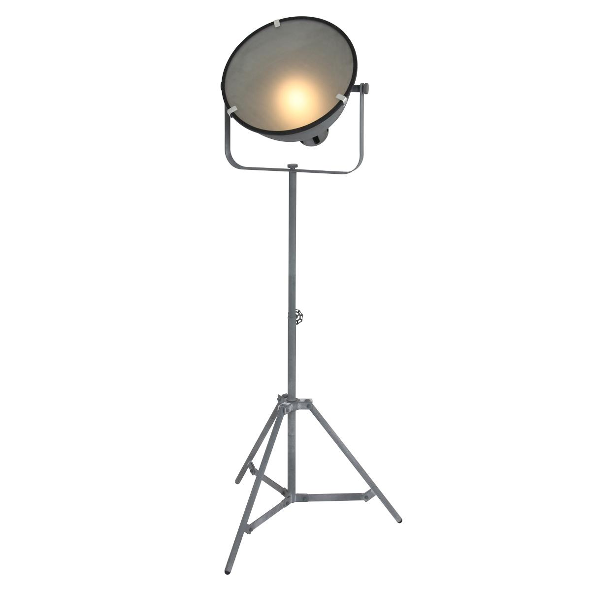 Dreibeinige Stehleuchte dreibeinige stehleuchte mexlite 1354gr - fabriklampe-online