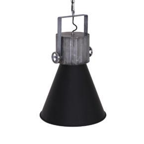 Lampe gerade schwarz