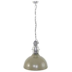 Grote-hanglamp-Rome-groen