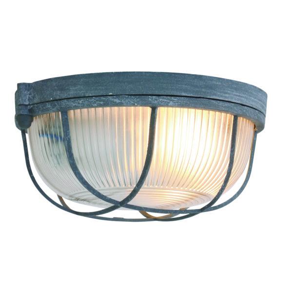 Deckenlampe Grau