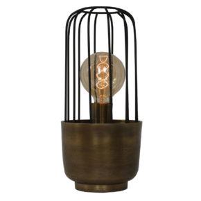 Tischlampe Bronze